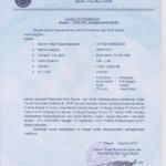 Contoh Surat Keterangan KTP Sementara yang Resmi