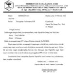 Contoh Surat Pemberitahuan Pembayaran Sekolah Untuk Wali Murid