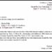 Contoh Format Surat Izin Tidak Masuk Sekolah yang Tepat