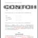 Contoh Format Surat Kontrak Kerjasama Investasi